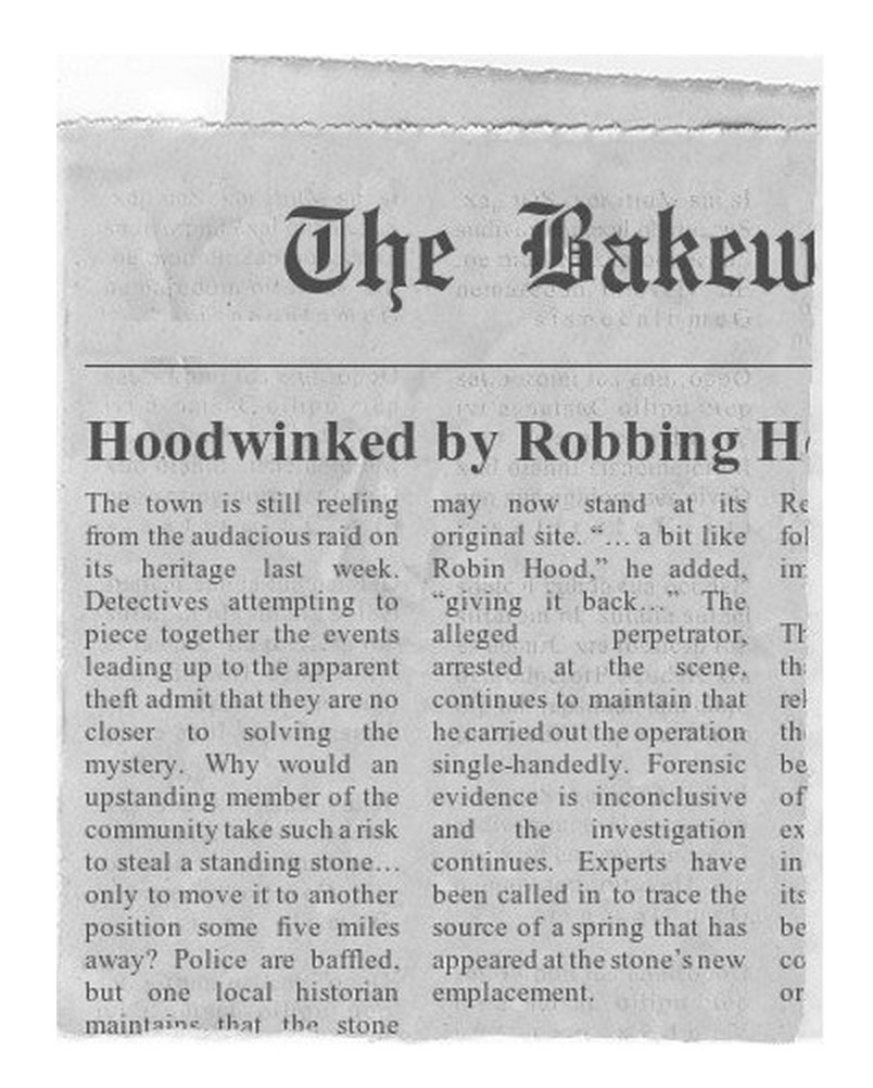 Bakewell Gazette Article 2