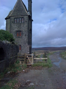 Leverhulme's Tower Rivington