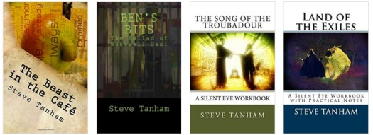 Dec15 Montage ST books from Amazon