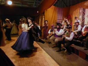 Fair Dancing