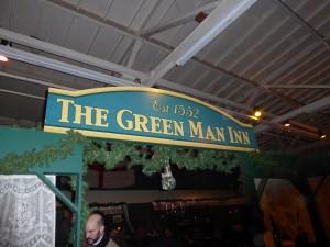 Fair Green Man pub