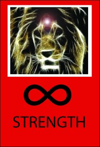 Nine Deadly 45 Tarot Strength