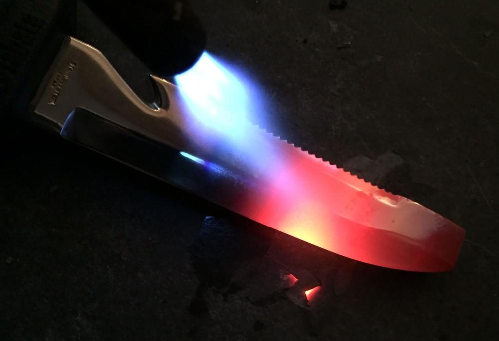 Ben's Bit blade of separation