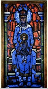 Joan of Arc and child Roerich