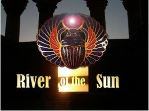 River of Sun logo