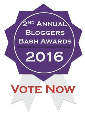 Blogger's Bash 2016 awards vote logo