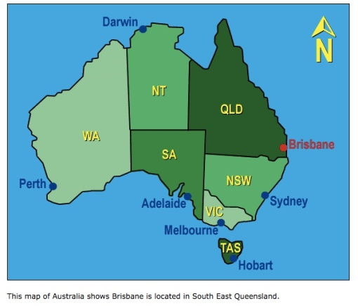 australia-and-brisbane