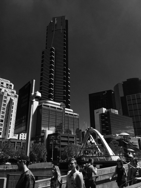 melbourne-tower-bw
