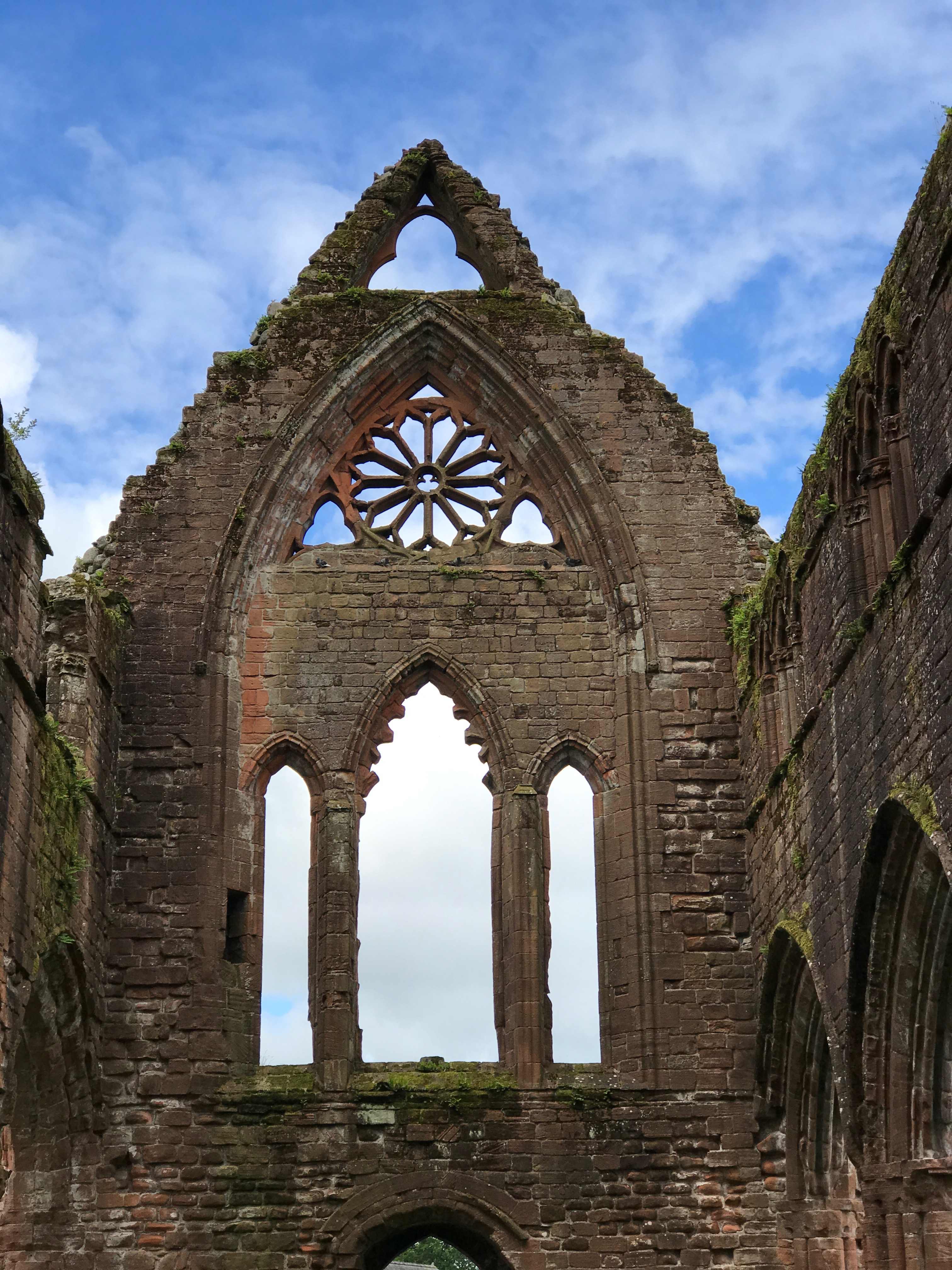 Where are we going?2 Sweetheart Abbey2 - 1