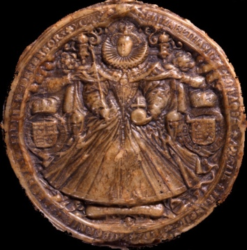 Elizabeth's Great Seal