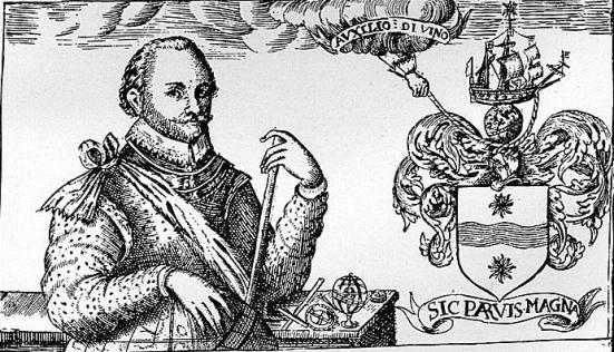 Francis Drake coat of armsAA