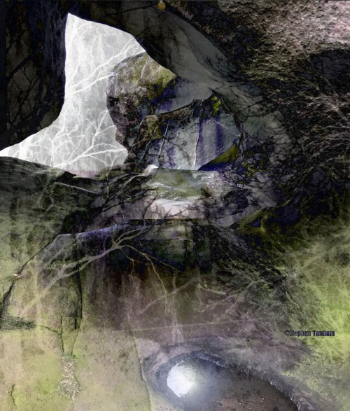 Mock Beggar Hole Cave pool
