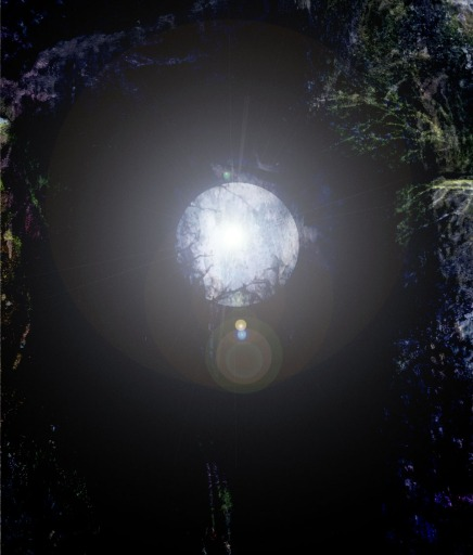 Mock Beggar Moon alone