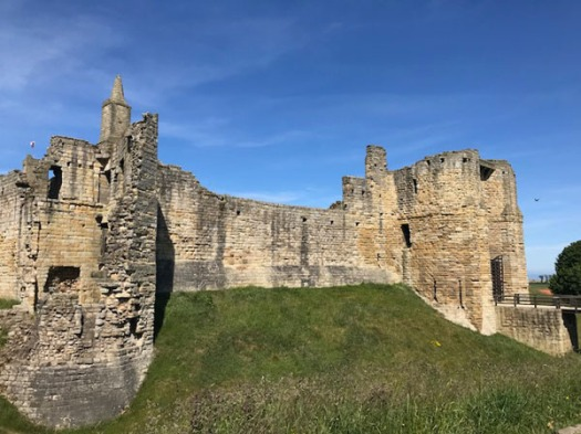 Warkworth full wall