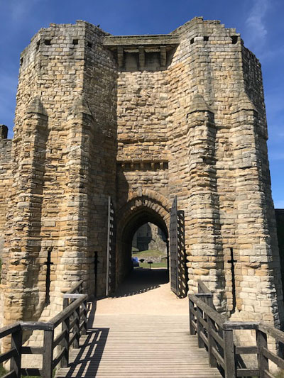 Warkworth Gatehouse