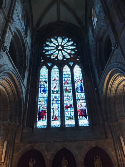 St Magnus Cathedral x East window