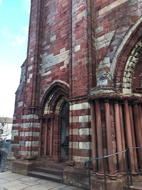 St Magnus x Cathedral EntranceAA