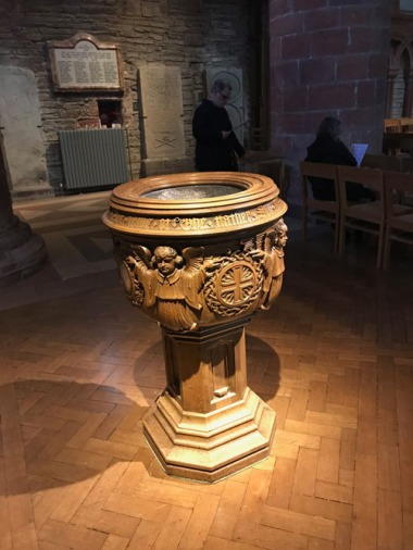 St Magnus x Cathedral Font