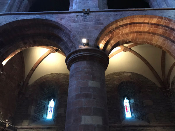 St Magnus x Cathedral keyarch