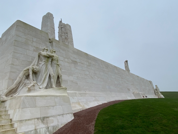 This image has an empty alt attribute; its file name is vimy-ridge-breaking-of-the-sword-1.jpg