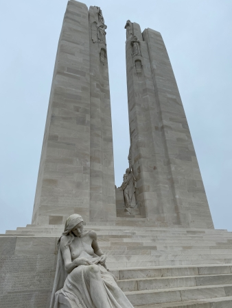 This image has an empty alt attribute; its file name is vimy-ridge-mother-figureaa-1.jpg