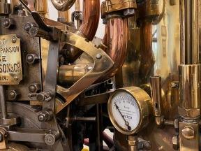 Dunrobin engine - 1